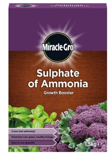 Miracle Gro Suplhate of Ammonia Growth Booster  1.5kg